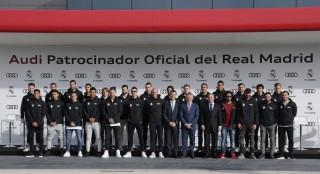 Entrega Audi Real Madrid 2017_30
