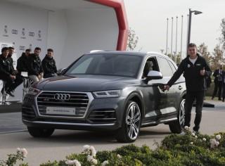Entrega Audi Real Madrid 2017_32