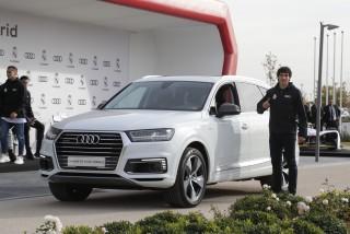Entrega Audi Real Madrid 2017_35