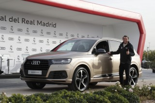 Entrega Audi Real Madrid 2017_39
