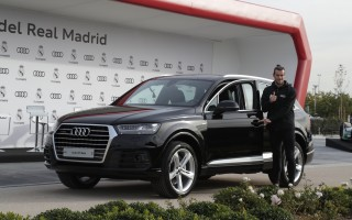 Entrega Audi Real Madrid 2017_45