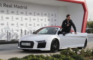 Entrega Audi Real Madrid 2017_48