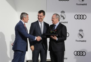 Entrega Audi Real Madrid 2017_53