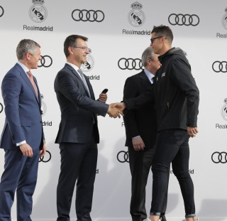 Entrega Audi Real Madrid 2017_57