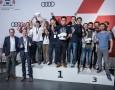 Team AFILSOP of the Ilmenau University wins  Audi Autonomous Dri