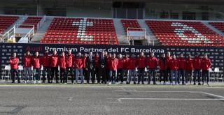 NdP Entrega Audi FCB 2017