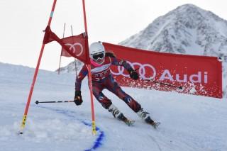 Audi quattro Cup esqui 2018