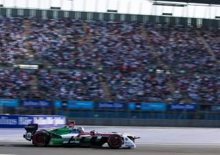 Audi Formula E Previo Punta del Este