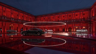 "Audi presents installation ""Fifth Ring"" of MAD Architects at"