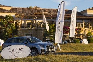 Audi Movistar+ golf 2018