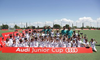 Audi Junior Cup Madrid 2018
