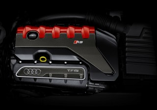 """Ninth victory in a row: Audi 2.5 TFSI engine named """"Engine of"""