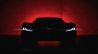 Audi PB 18 e-tron.
