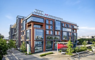 Audi and Huawei sign memorandum of understanding for strategic c