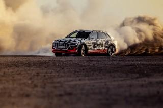 Audi e-tron prototype en Namibia_11