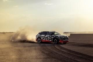 Audi e-tron prototype en Namibia_12