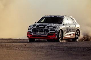 Audi e-tron prototype en Namibia_13