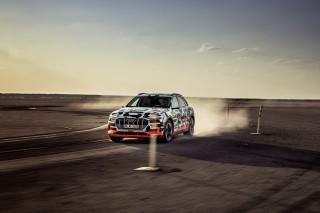 Audi e-tron prototype en Namibia_14