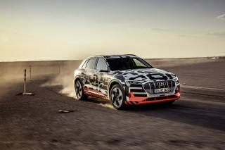 Audi e-tron prototype en Namibia_16