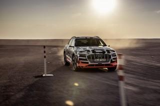 Audi e-tron prototype en Namibia_17
