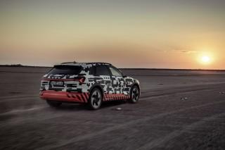 Audi e-tron prototype en Namibia_18