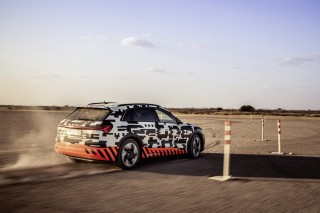 Audi e-tron prototype en Namibia_19