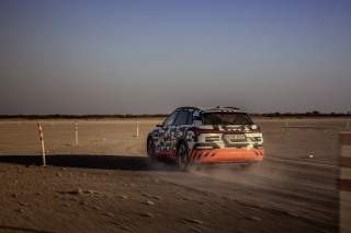 Audi e-tron prototype en Namibia_20