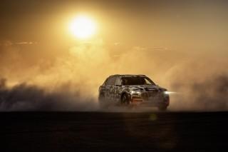 Audi e-tron prototype en Namibia_22