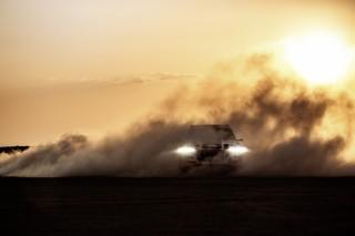 Audi e-tron prototype en Namibia_23