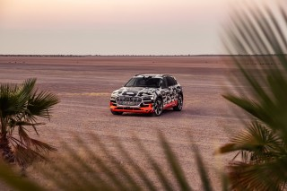 Audi e-tron prototype en Namibia_26