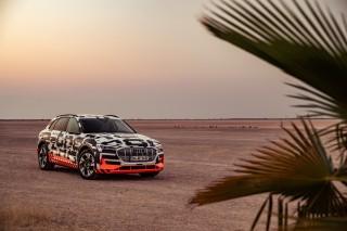Audi e-tron prototype en Namibia_27