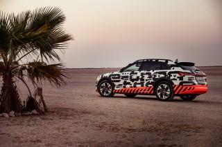 Audi e-tron prototype en Namibia_28