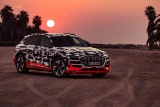 Audi e-tron prototype en Namibia_29