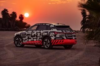Audi e-tron prototype en Namibia_30