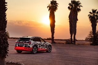 Audi e-tron prototype en Namibia_31