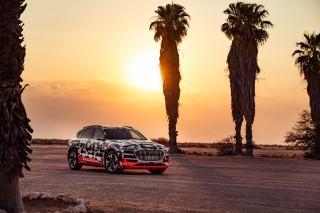 Audi e-tron prototype en Namibia_32