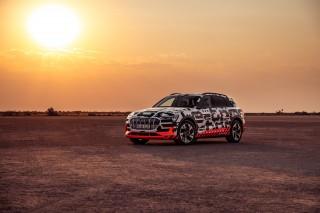 Audi e-tron prototype en Namibia_33