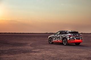 Audi e-tron prototype en Namibia_34