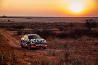 Audi e-tron prototype en Namibia_35