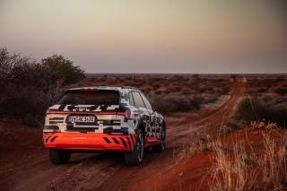 Audi e-tron prototype en Namibia_36