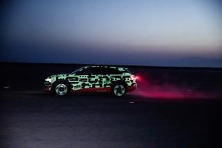 Audi e-tron prototype en Namibia_4