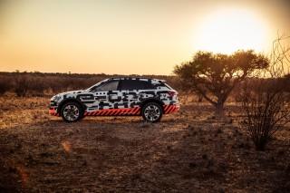 Audi e-tron prototype en Namibia_40