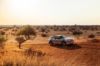 Audi e-tron prototype en Namibia_44