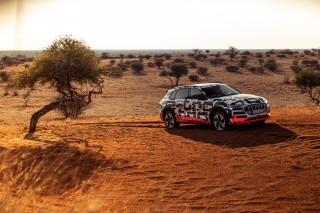 Audi e-tron prototype en Namibia_45