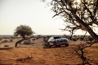 Audi e-tron prototype en Namibia_46