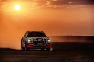 Audi e-tron prototype en Namibia_5