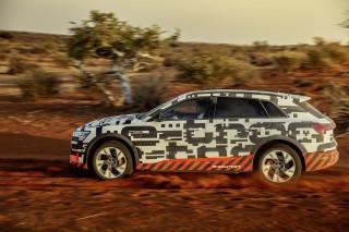 Audi e-tron prototype en Namibia_50