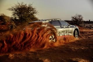 Audi e-tron prototype en Namibia_51