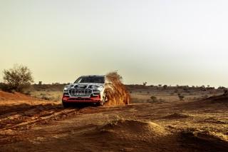 Audi e-tron prototype en Namibia_52