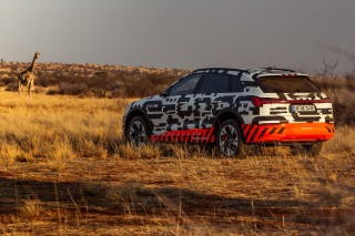 Audi e-tron prototype en Namibia_56